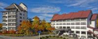 自社ホテルでお別れの会を開催した駒ヶ岳観光ホテルの外観