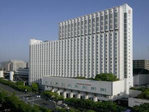 シェラトン都ホテル大阪外観
