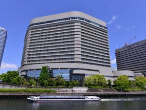 ホテルニューオータニ大阪外観