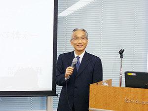 秘書・総務歴30年以上の鈴木先生