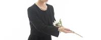 お別れの会における献花について