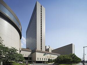 リーガロイヤルホテル(大阪)外観