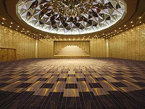 リーガロイヤルホテル大阪ロイヤルホール