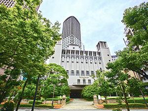 ザ・リッツ・カールトン大阪外観