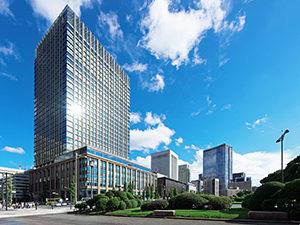 東京商工会議所 丸の内二重橋ビル外観