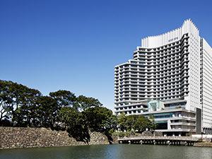 パレスホテル東京外観