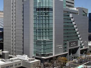 ホテルグランヴィア大阪外観